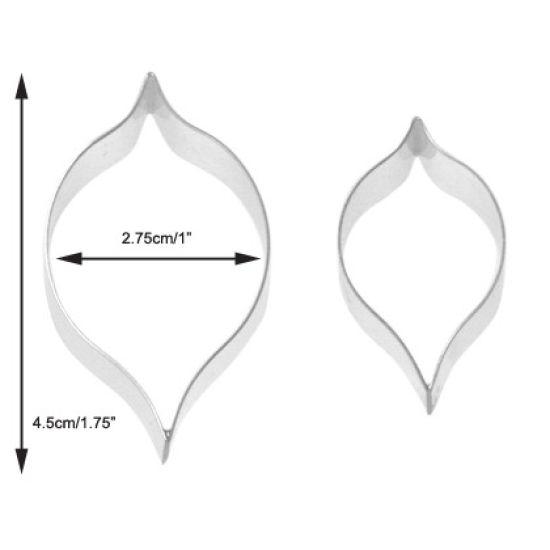TinkerTech Clematis Petal Cutter