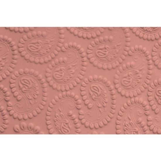 FMM Small Paisley Embossed Rolling Pin