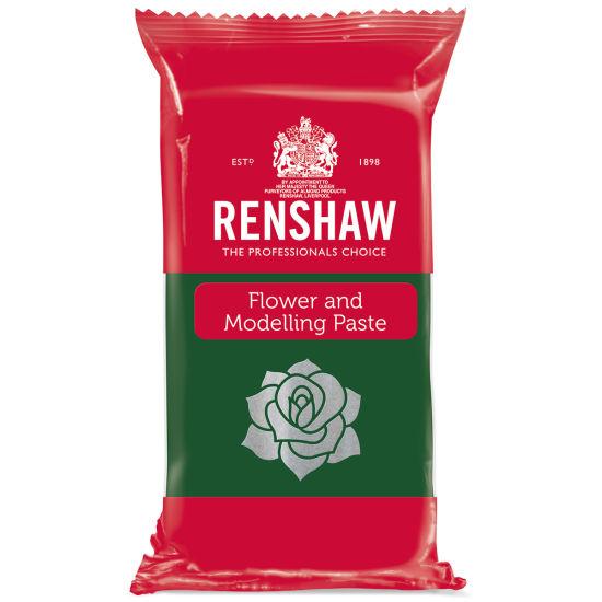 Renshaw Flower & Modelling Paste Leaf Green 250g