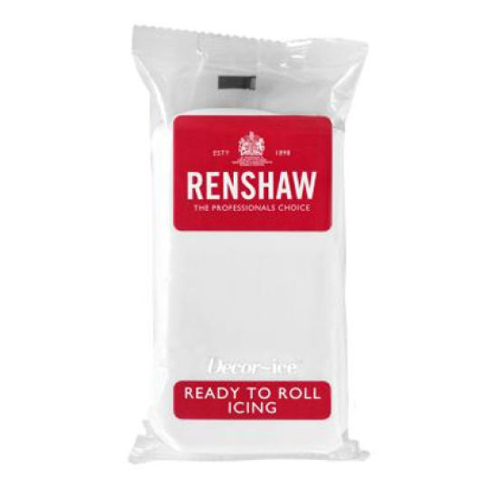 Renshaw Ready to Roll Icing White 2.5kg
