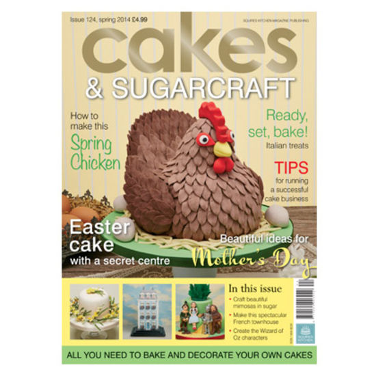 Cakes & Sugarcraft Magazine Spring 2014