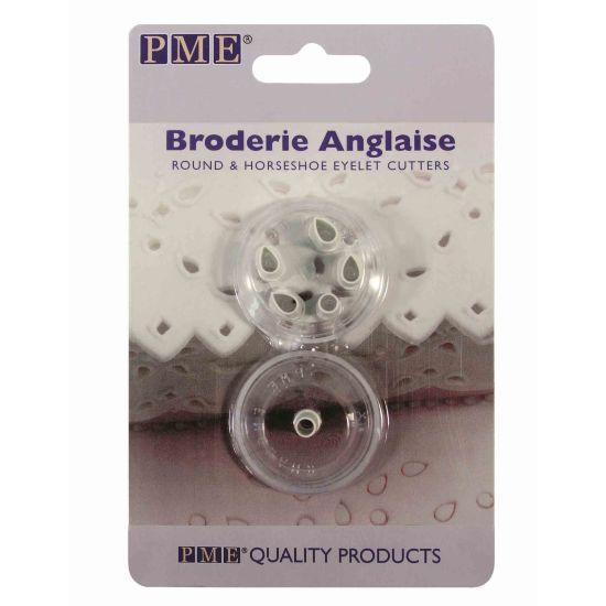 PME Round & Horseshoe Eyelet Cutters