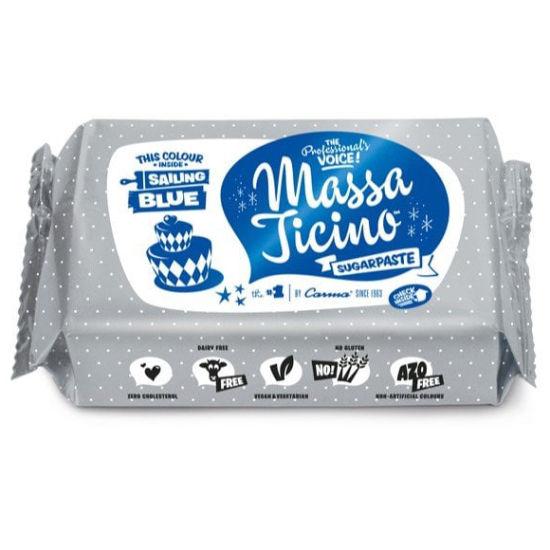 Massa Ticino Sugarpaste  250g