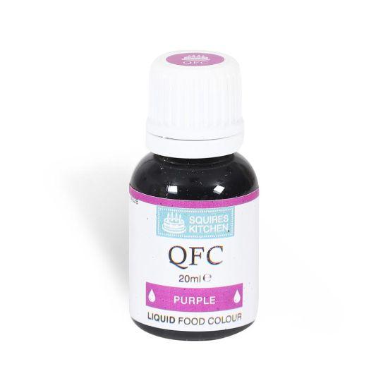 SK QFC Quality Food Colour Liquid Purple