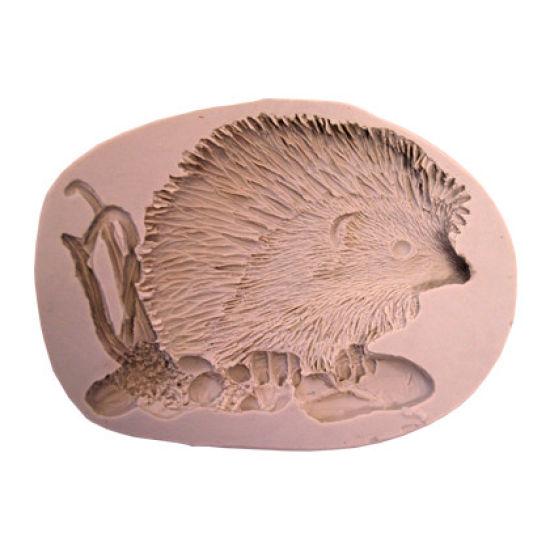 SK-GI Silicone Mould Hedgehog