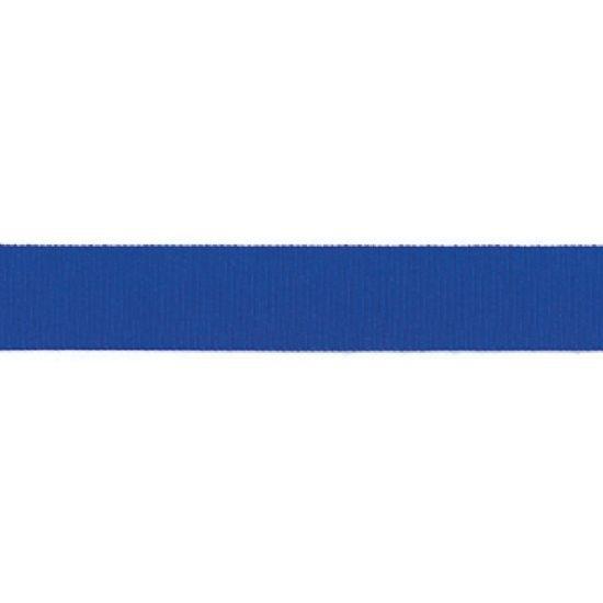 Royal Blue Grosgrain Ribbon 16mm
