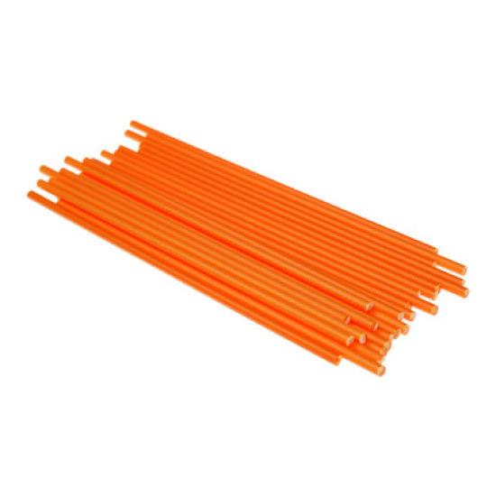 "SK Lollipop Sticks 19cm (7.5"") - Orange"