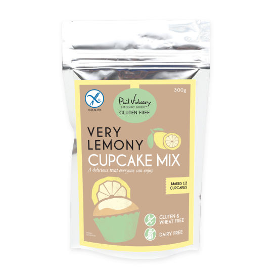 PV Seriously Good!™ Gluten-Free Very Lemony Cupcake Mix