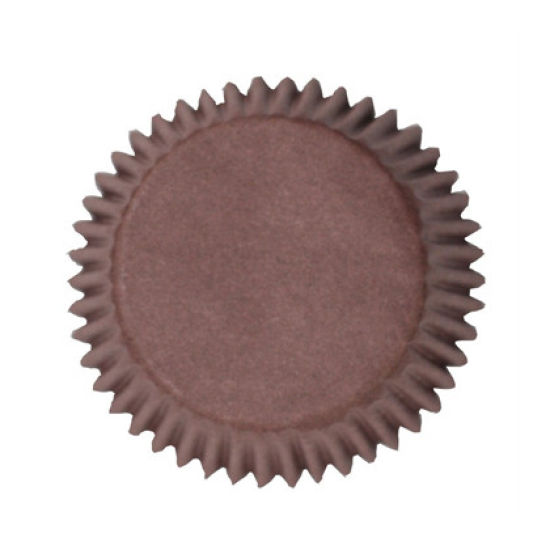 Brown Cupcake Cases - Pack of 50