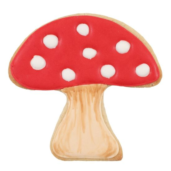 SK Fairy Forest Toadstool Cutter