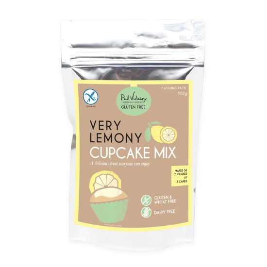 PV Seriously Good!™ Gluten-Free Very Lemony Cupcake Mix Catering