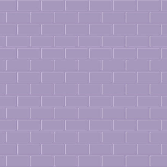 Purple Cupcakes Bricks Embossing Folder