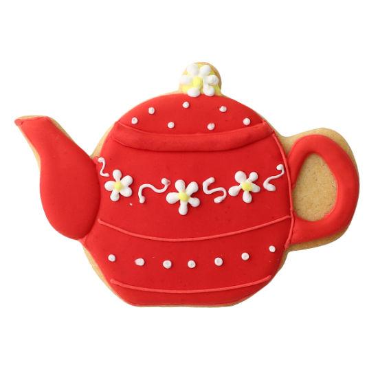 SK Teatime Tea Pot Cookie Cutter
