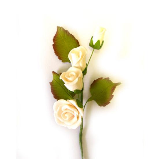 Mini Ivory Rose Sugar Spray