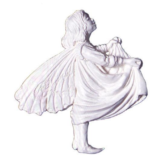 SK-GI Silicone Mould Fairy No 4