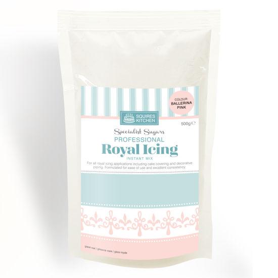 SK Royal Icing Ballerina Pink 500g
