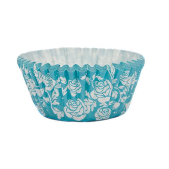 SK Cupcake Cases Rose Duck Egg Blue - Bulk Pack of 360