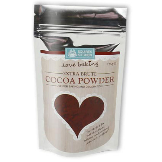SK Chocolate Powder Extra Brute 125g