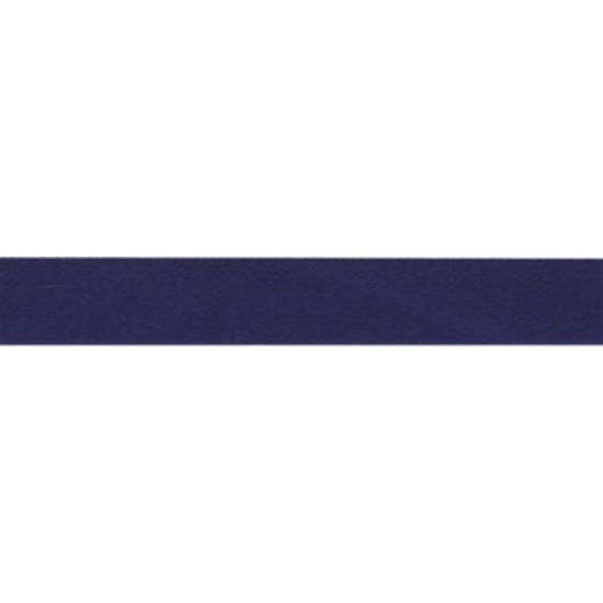 Cosmic Blue Double Faced Satin Ribbon - 15mm