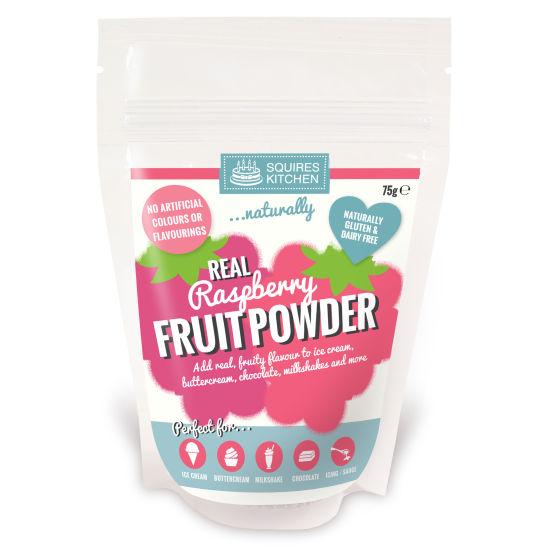 SK Real Fruit Powder Raspberry