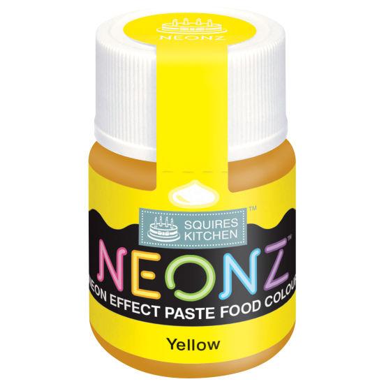 SK NEONZ Paste Food Colour Yellow