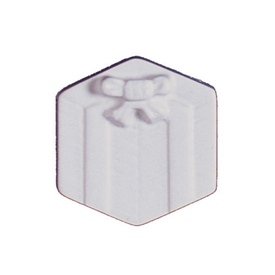 SK-GI Silicone Mould Christmas Parcel Plaque