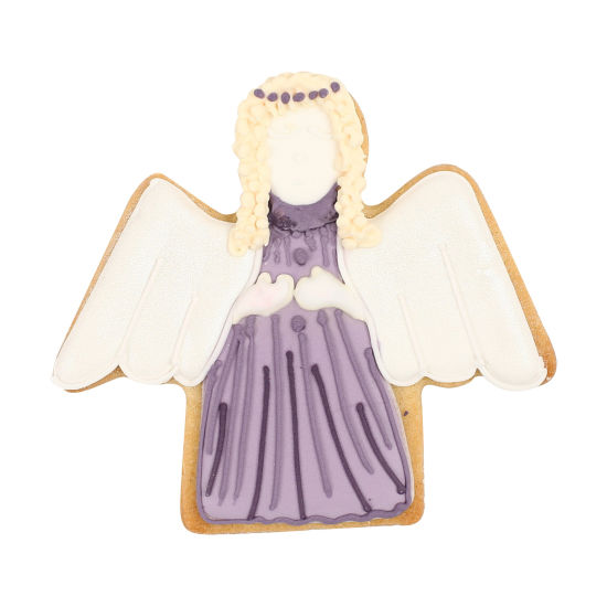 SK Angel Cookie Cutter