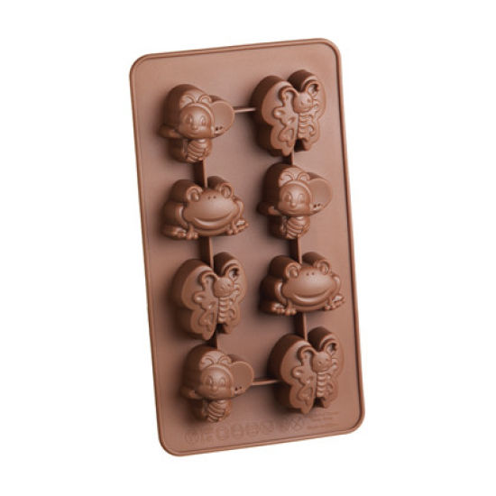Bugs Silicone Chocolate Mould