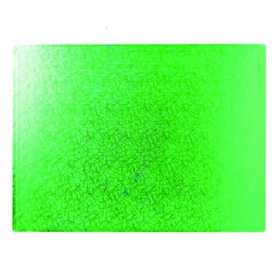 Green 3mm Thick Hardboards - Oblong - 14x10 Inch