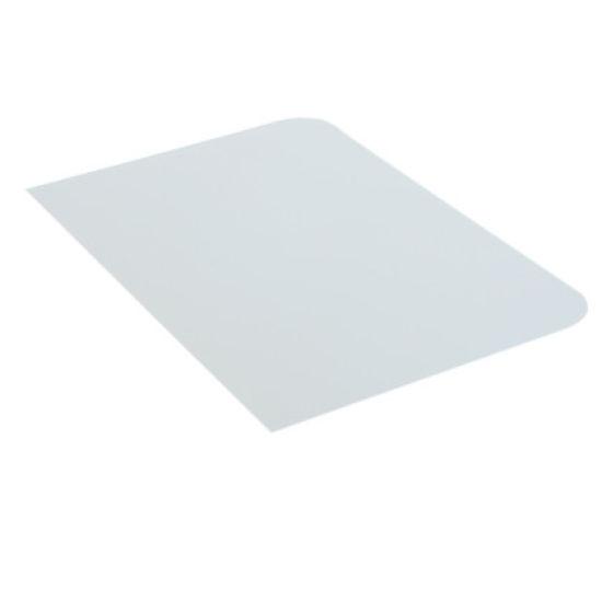 Plain Plastic Side Scraper 5.3 Inches