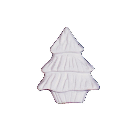 SK-GI Silicone Mould Christmas Tree Plaque