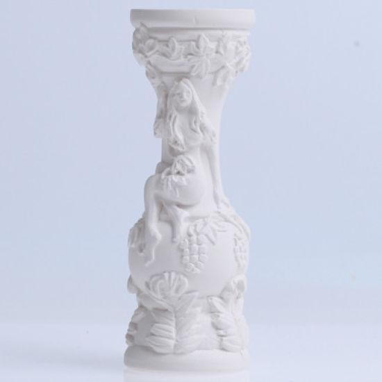 "SK Plaster Pillar Samantha 10cm (4"")"