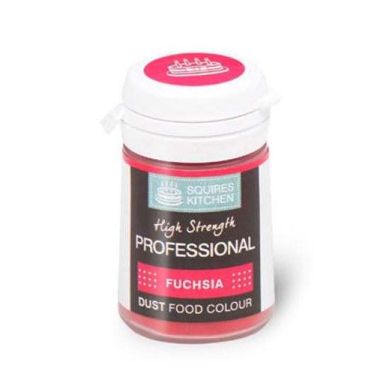 SK Professional Food Colour Dust Fuchsia 4g