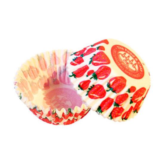 360 Bulk Pack SK Cupcake Cases Fruit Strawberry