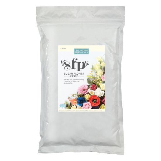 SK SFP Sugar Florist Paste Cream 1kg