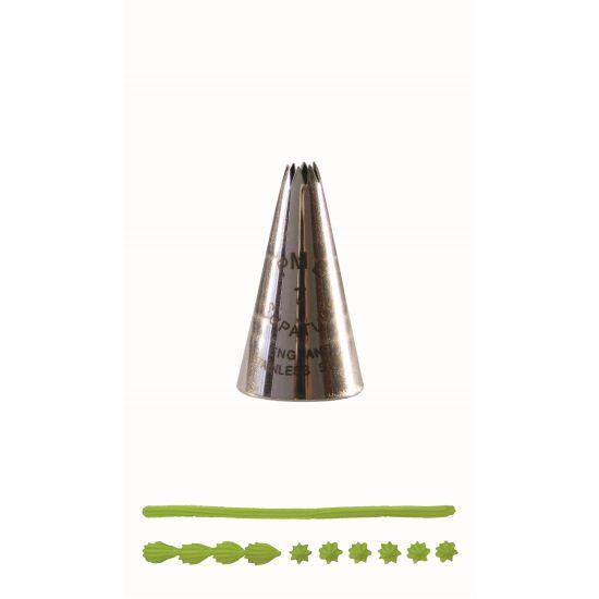 PME Star Piping Nozzle No. 7