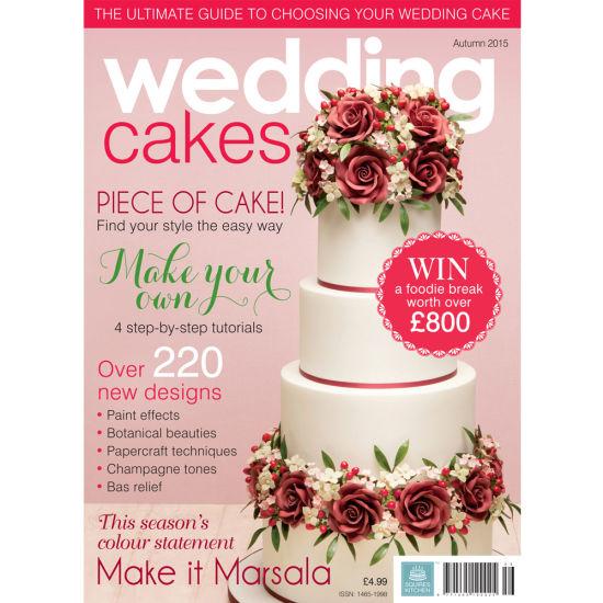Wedding Cakes Magazine Autumn 2015