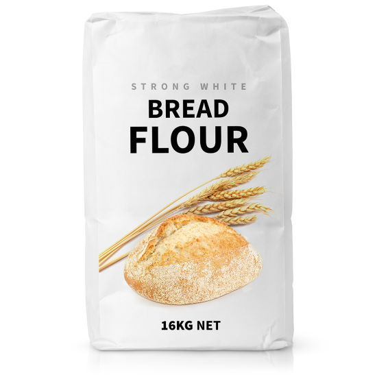 SK Strong White Bread Flour Professional 16kg