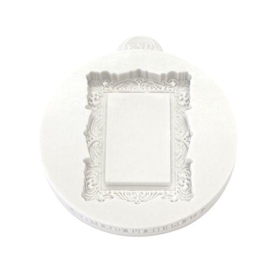 Katy Sue Miniature Frame Mould - Vintage Rectangle
