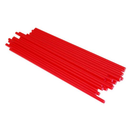"SK Lollipop Sticks 19cm (7.5"") - Red"