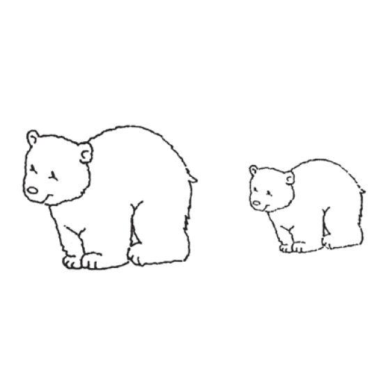 Patchwork Cutter & Embosser Polar Bears