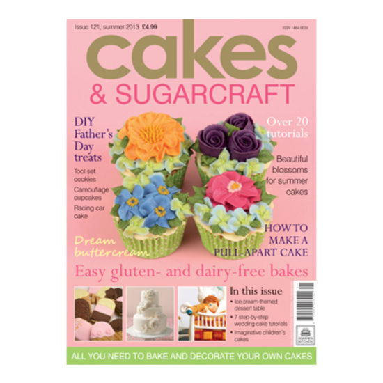 Cakes & Sugarcraft Magazine Summer 2013