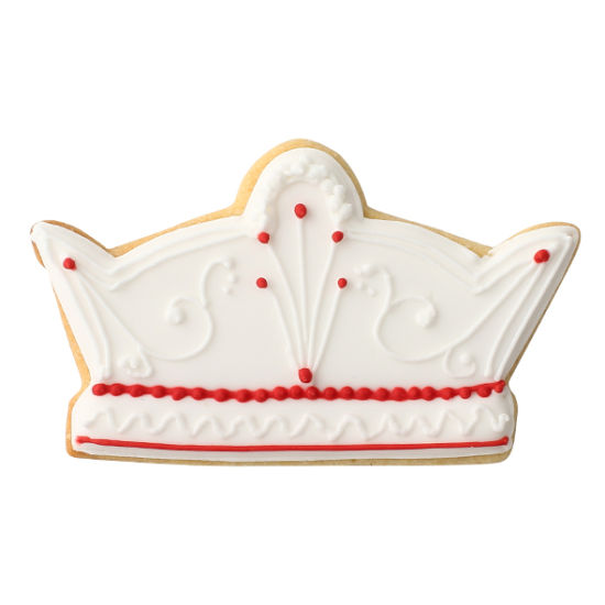 SK Crown Prince Cookie Cutter
