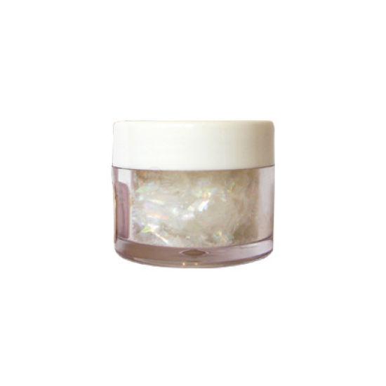 Magic Sparkles Edible Glitter Sprinkles Crystal White