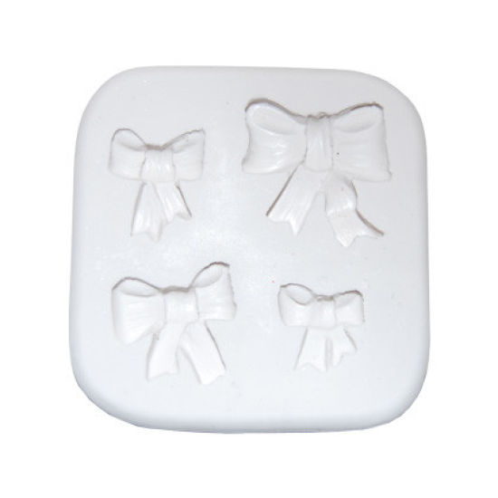 SK-GI Silicone Mould Bows