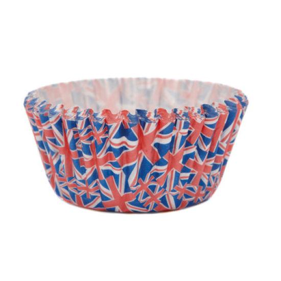 SK Cupcake Cases Union Jack