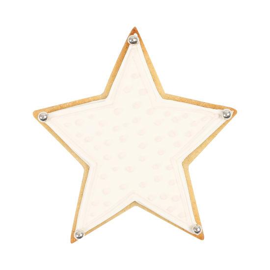 SK Geometric Star Cutter