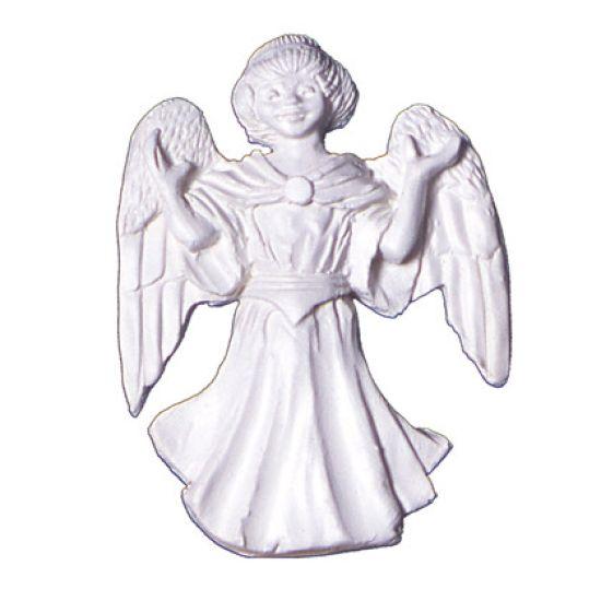 SK-GI Silicone Mould Angel (Kneeling) 8.0cm