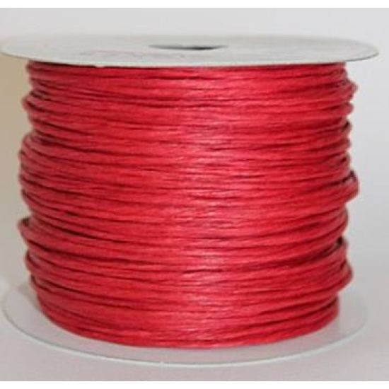 Red Paper Wire - 50m