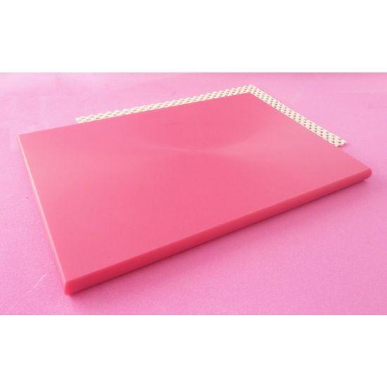 """10"""" X 7"""" Plain Board - Pink"""